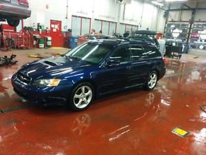 Subaru legacy gt 2005 , besoin dun turbo