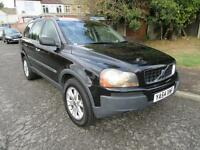 2004 VOLVO XC90 2.4 GEARTRONIC D5 SE AUTOMATIC DIESEL