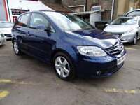 2009 Volkswagen Golf Plus 2.0 TDI PD GT 5dr FULL VW SERVICE HISTORY