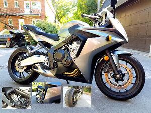 Honda CBR 650 2014
