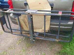 Hitch cargo carrier/roof carrier/3x4'utility/4wheeler/2000Miata.