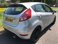 FORD FIESTA 1.6 TURBO DIESEL TDCI ECONETIC ZETEC (2014) 5 DOOR