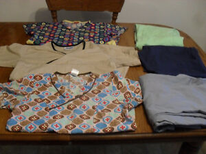 SCRUBS GENTLY USED ALL FOR $15