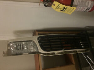 2000 Crown Vic nose panel. w 2 marker, 1 headlight. brand new