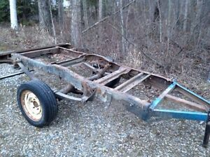 Trailer Frame For Sale Strathcona County Edmonton Area image 3