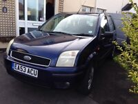 Ford Fusion 1.4tdci diesel lovely car