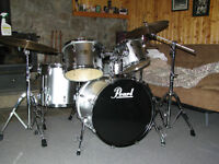 PEARL 5-PC KIT  (SILVER SPARKLE)