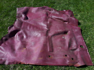 88-98 Chevy and GMC red interior parts