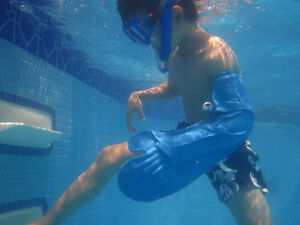 Dry Pro WATERPROOF full arm cast cover, child SMALL