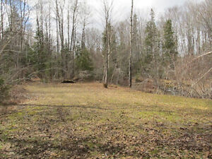 Water front 1 acre lot - accessible year round - ready to build