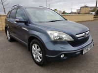 HONDA CR-V 2.0 i-VTEC AUTO WITH FULL SERVICE HISTORY