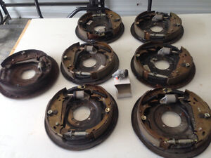 "Hydraulic Trailer Brake Assemblies, 12""x2"" For Boat Trailers,Etc"