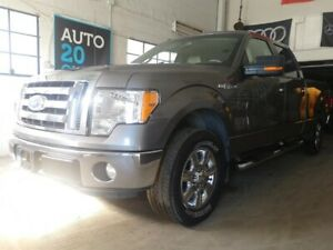 Ford F-150 4WD SuperCrew 2009