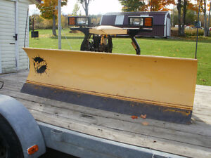Fisher Storm Guard Snow Plow