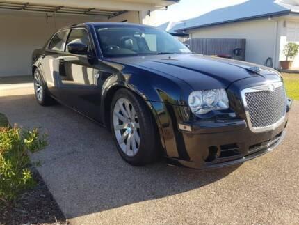 2006 Chrysler 300C Sedan Mount Louisa Townsville City Preview