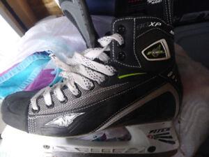 Patin hockey mission