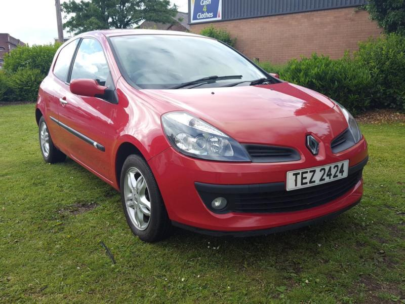 Renault Clio 1.5dCi ( 86bhp ) Dynamique PX Swap Anything considered