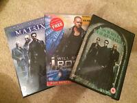 3 DVD movies - future