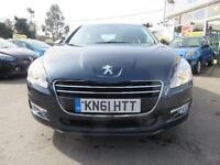 2011 Peugeot 508 2.0 HDi FAP Active 4dr