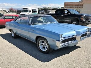 1967 Pontiac 2+2    in mint condition