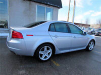 2004 Acura TL NAV PACKAGE E-test and safety