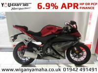 YAMAHA YZF-R125 ABS, 125cc RACE REPLICA LEARNER LEGAL SPORTS BIKE...