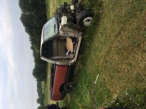1990 Chevy parts truck