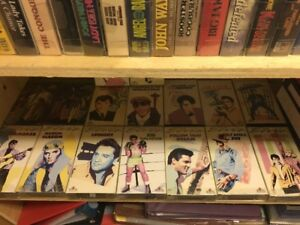 Collectable VHS Movies