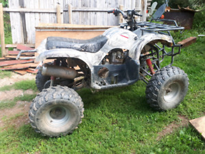 2013 baja 200cc with clutch