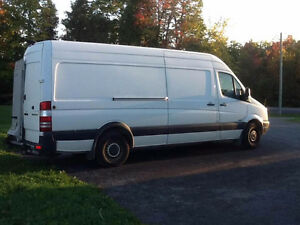2011 Mercedes-Benz Sprinter Van 2500 Wagon
