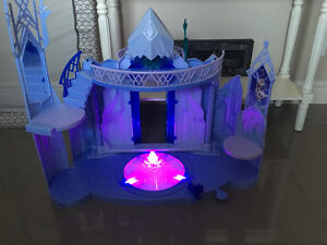 Princess Elsa Castle