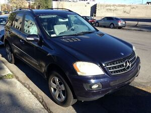 2006 Mercedes-Benz M-Class GRAY SUV, Crossover