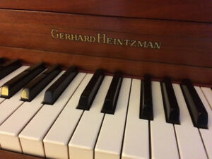 Beautiful Piano for sale!