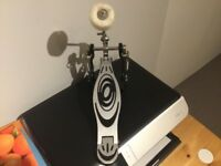 Single chain, single bass drum pedal.