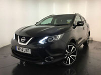 2014 NISSAN QASHQAI TEKNA DCI DIESEL 1 OWNER SERVICE HISTORY FINANCE PX