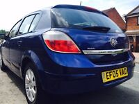 2005 Vauxhall Astra 1.6 petrol lower mile 78k full service history