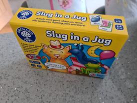 ORCHARD TOYS brand- Slug in a jug.