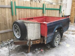 Trailer is cheap to sell