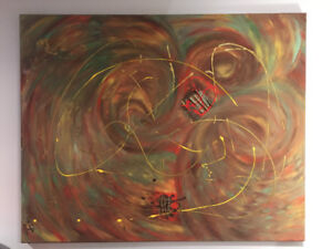 Modern Art Abstract Painting Canvas Sale
