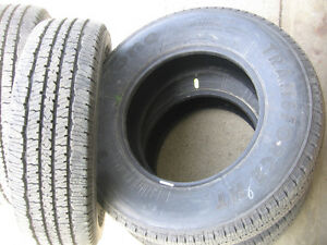 NEW LT245/75/17 Firestone Transforce HT tires Load Range E 10ply