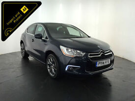 2014 CITROEN DS4 DSTYLE AIRDREAM E-HDI 1 OWNER CITROEN SERVICE HISTORY FINANCE
