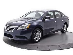 2013 Nissan Sentra SV *SEULEMENT 18,000 KM* BLUETOOTH + CLIMATIS