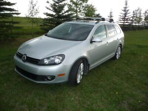 2013 Volkswagon Golf TDI - 6 Speed