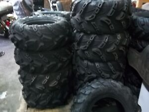 KNAPPS PRESCOTT has the lowest prices in CANADA on ATV TIRES !!