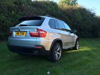 BMW X5 3.0 D 2 year warranty