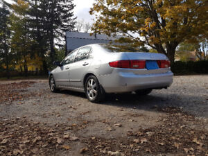 Accord EX-L V6 | Certified | Winter Tires | Service History