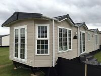 CRISTAL SHIRALEE 38x12 two bedrooms static caravan for sale