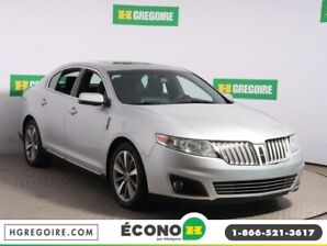 2009 Lincoln MKS AWD TOIT CUIR BLUETOOTH MAGS