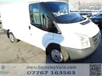 2011 61 FORD TRANSIT T260 SWB LOW ROOF 85PS FINANCE AVAILABLE