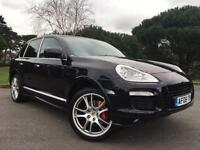 Porsche Cayenne 4.8 GTS Tiptronic S AWD 5dr PETROL AUTOMATIC 2008/08